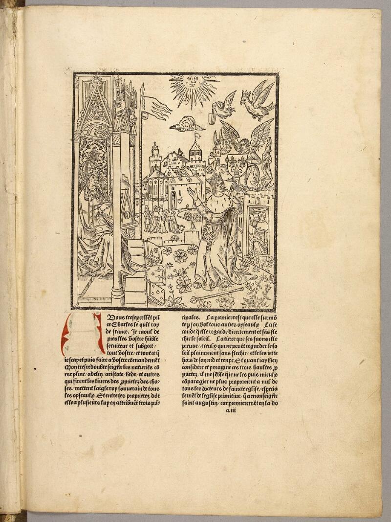 Abbeville, Bibl. mun., inc. 002, t. I, f. 002 - vue 2