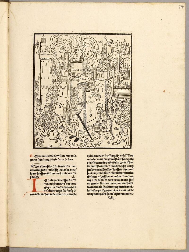Abbeville, Bibl. mun., inc. 002, t. I, f. 074 - vue 1