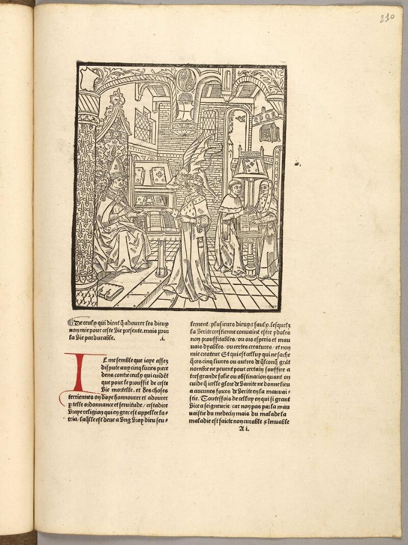 Abbeville, Bibl. mun., inc. 002, t. I, f. 210 - vue 1