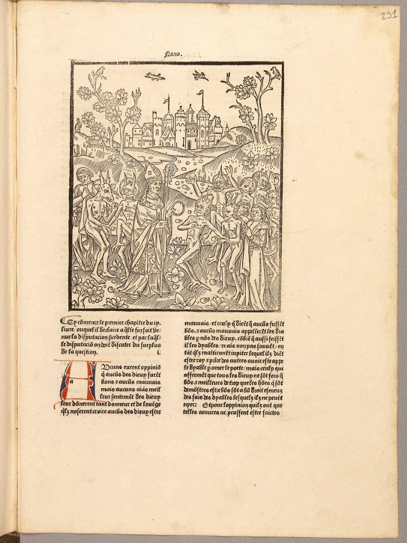 Abbeville, Bibl. mun., inc. 002, t. I, f. 291 - vue 1