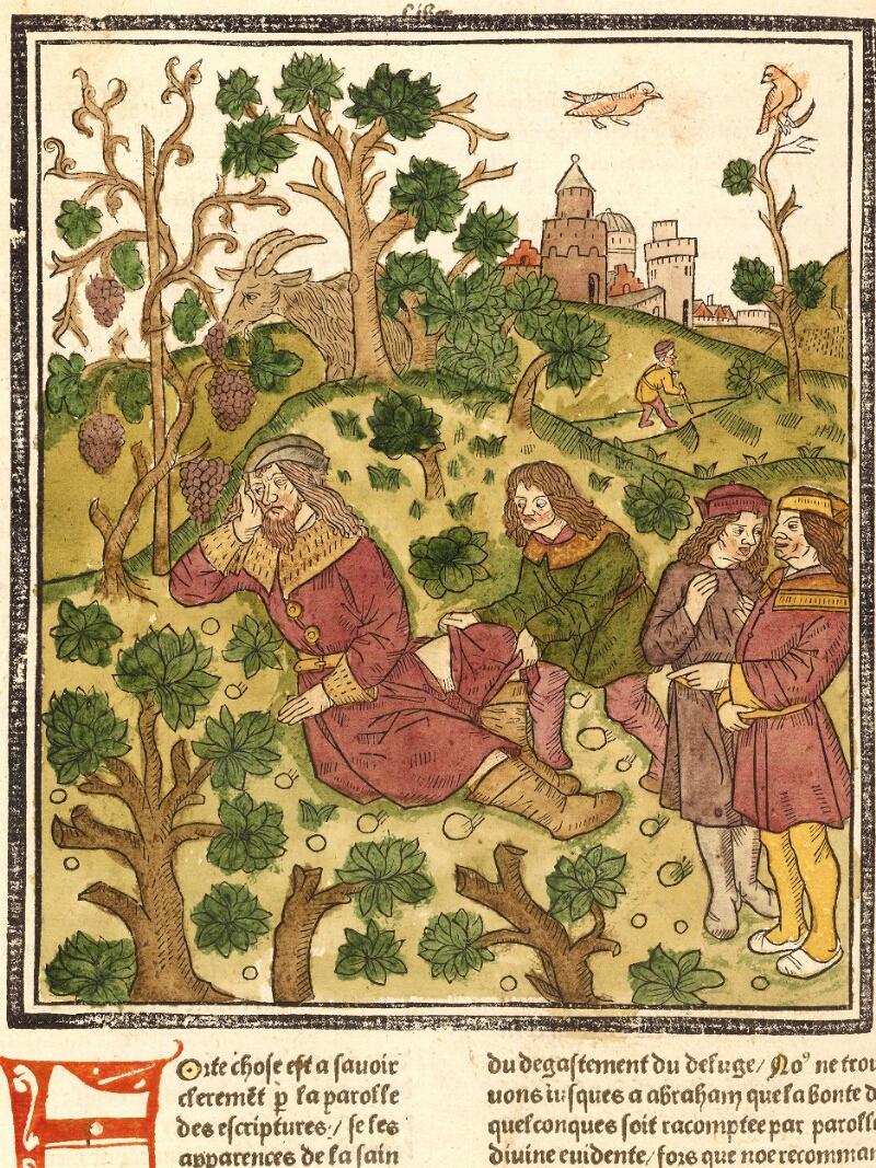 Abbeville, Bibl. mun., inc. 002, t. II, f. 107v - vue 2