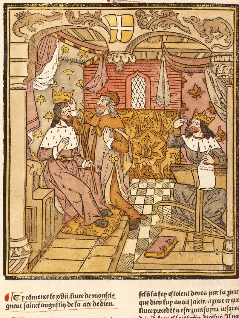 Abbeville, Bibl. mun., inc. 002, t. II, f. 144v - vue 2