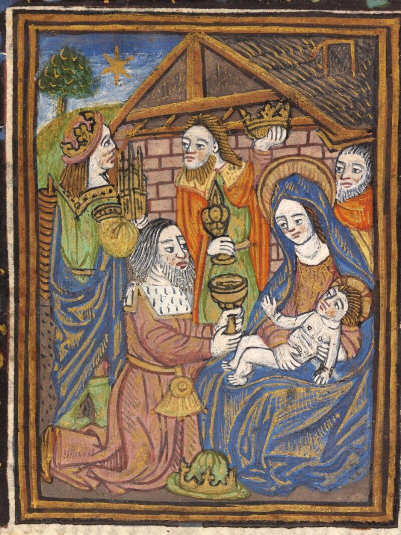 Abbeville, Bibl. mun., inc. 046, A f. 014v - vue 3