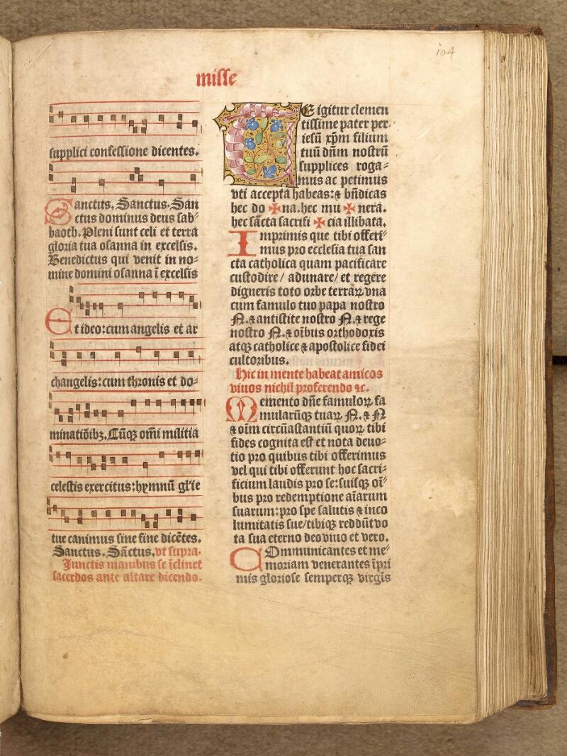 Abbeville, Bibl. mun., inc. 046, A f. 104 - vue 1