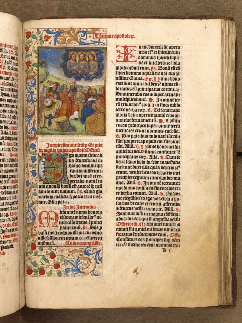 Abbeville, Bibl. mun., inc. 046, B f. 001 - vue 1