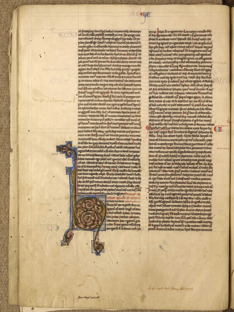 Abbeville, Bibl. mun., ms. 0001, f. 007v - vue 2