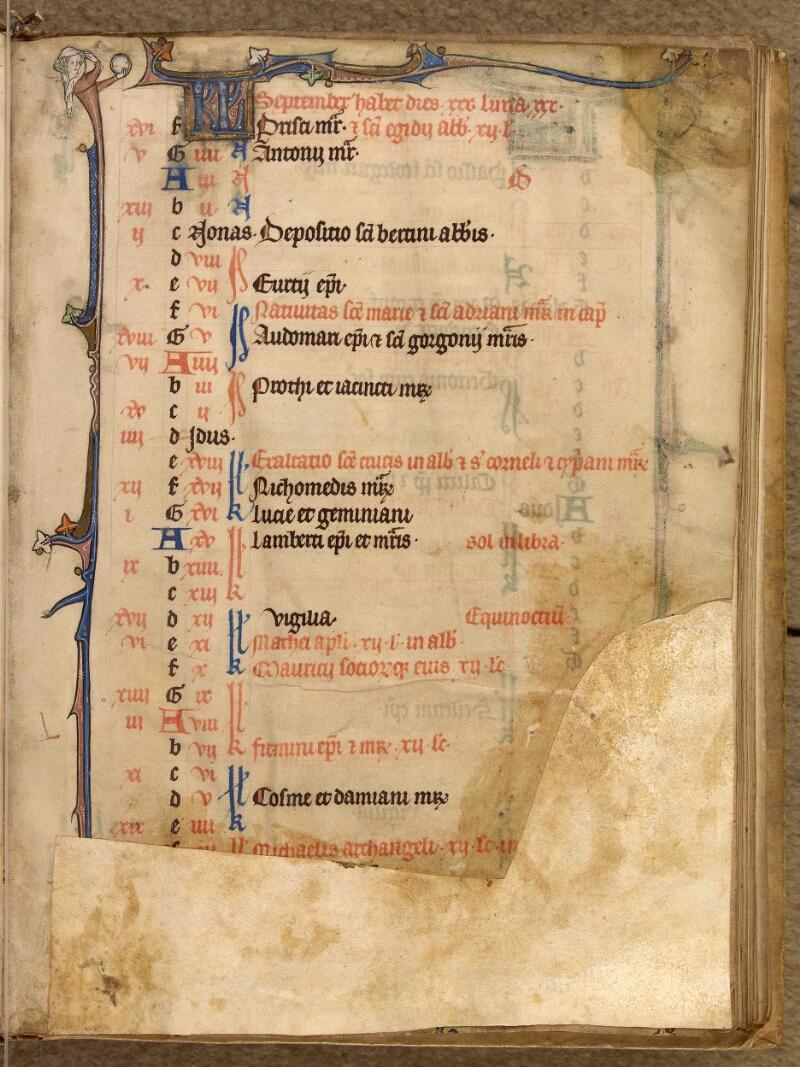 Abbeville, Bibl. mun., ms. 0003, f. 005 - vue 1