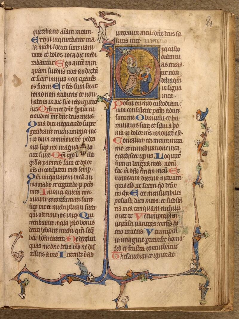 Abbeville, Bibl. mun., ms. 0003, f. 021 - vue 1