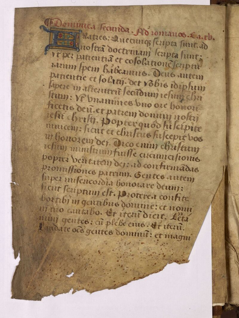 Abbeville, Bibl. mun., ms. 0006, f. 001v - vue 2