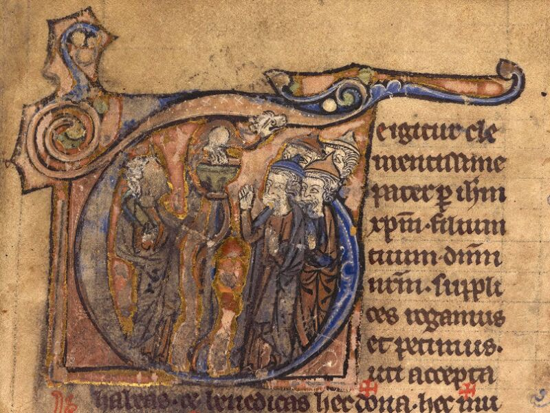 Abbeville, Bibl. mun., ms. 0007, f. 140 - vue 2