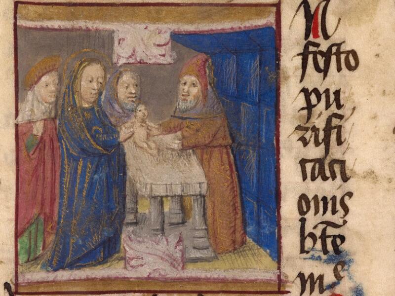 Abbeville, Bibl. mun., ms. 0010, B f. 127v - vue 2