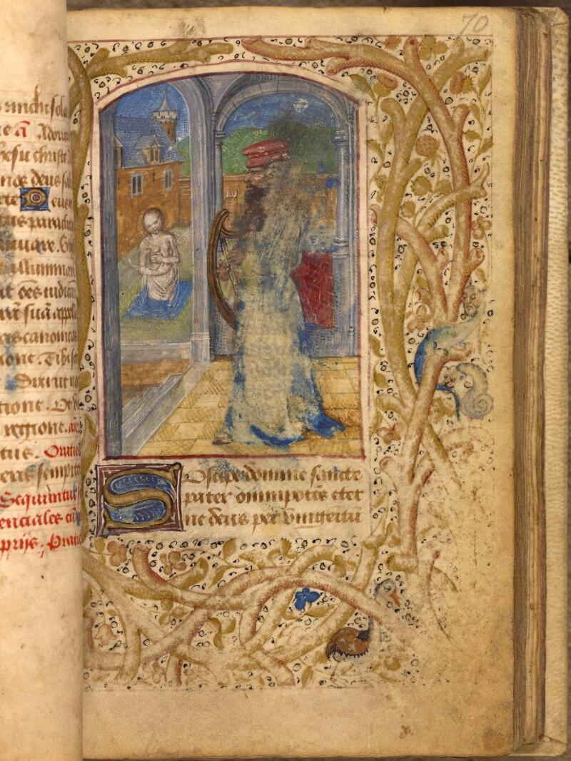 Abbeville, Bibl. mun., ms. 0012, f. 070 - vue 1