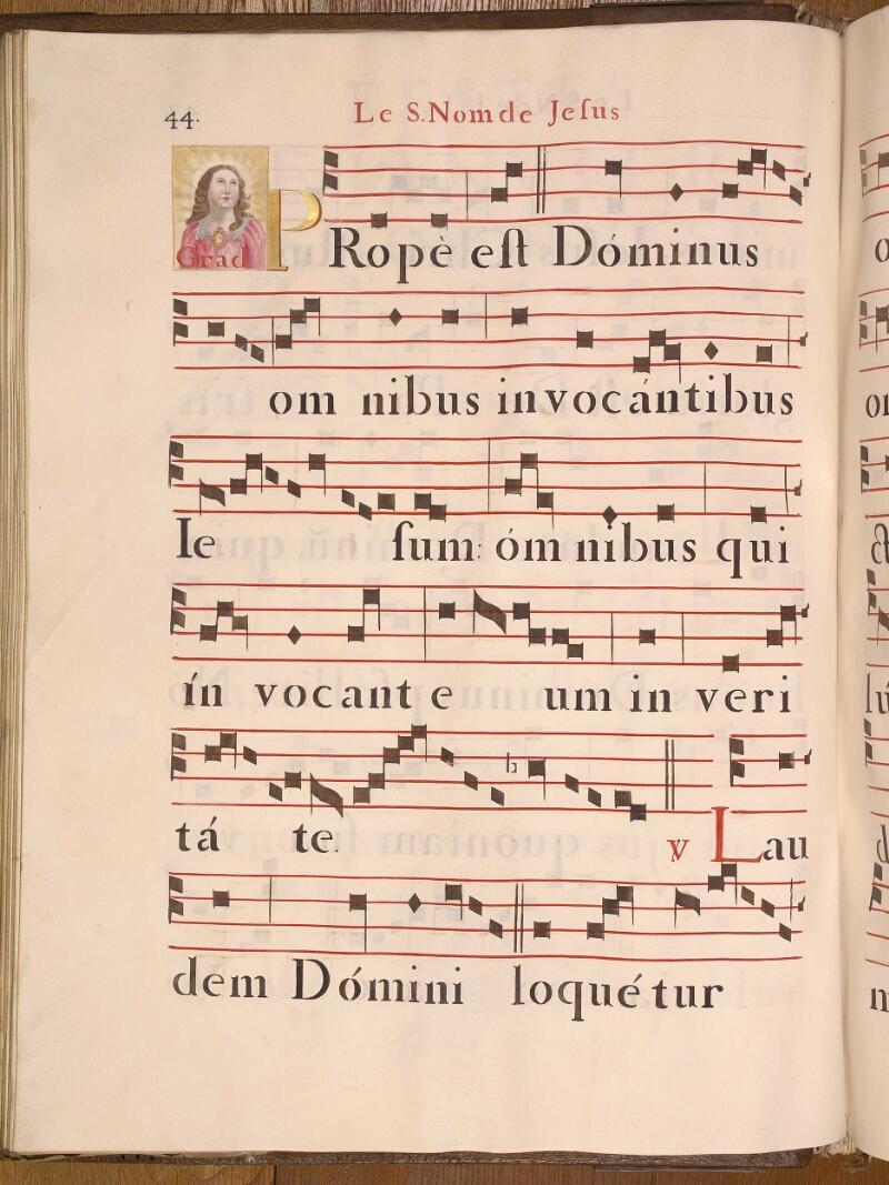 Abbeville, Bibl. mun., ms. 0021, p. 044 - vue 1