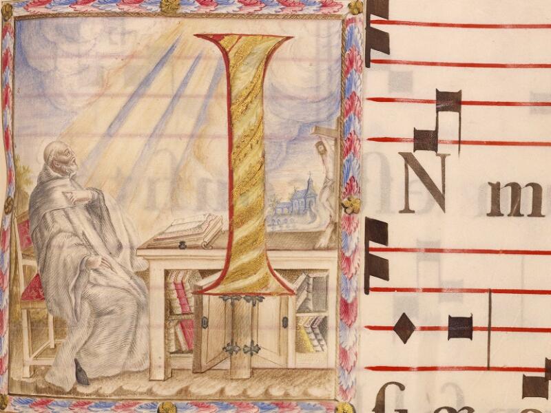 Abbeville, Bibl. mun., ms. 0021, p. 165 - vue 2