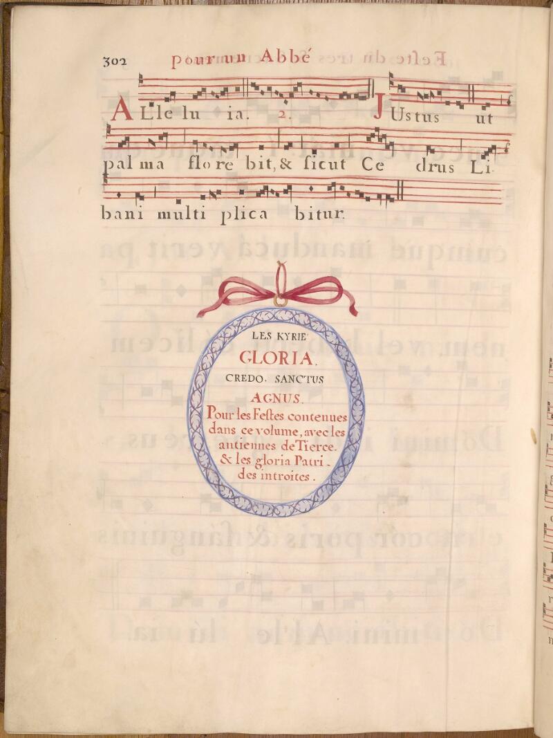 Abbeville, Bibl. mun., ms. 0021, p. 302 - vue 1