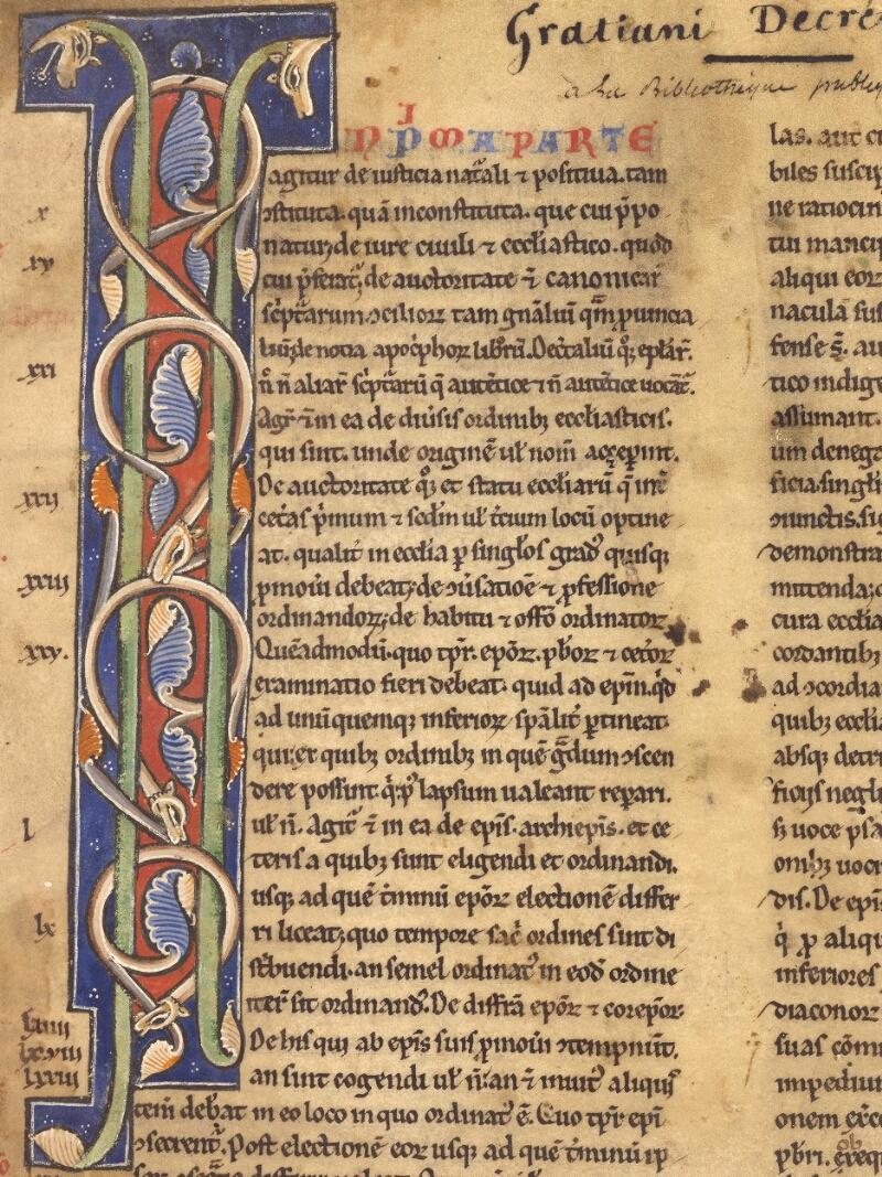 Abbeville, Bibl. mun., ms. 0033, f. 001 - vue 3