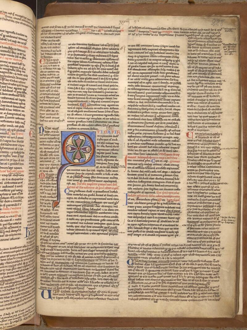 Abbeville, Bibl. mun., ms. 0033, f. 228 - vue 1