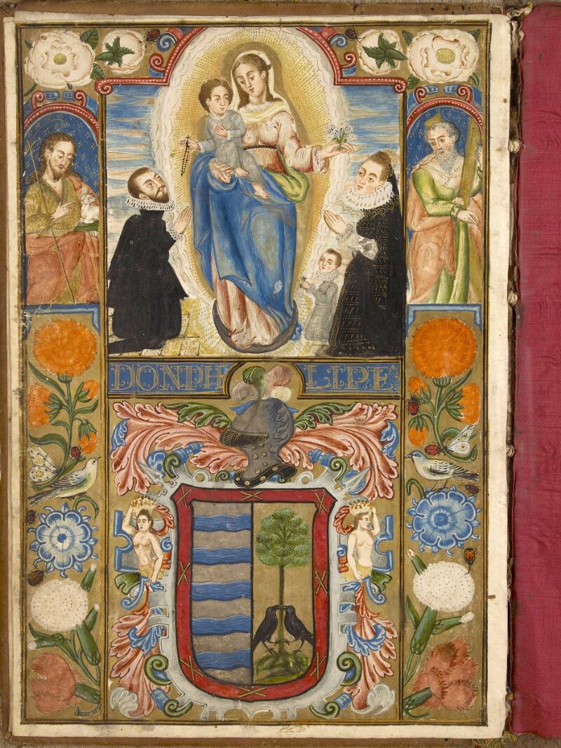 Abbeville, Bibl. mun., ms. 0853, f. 001 - vue 2