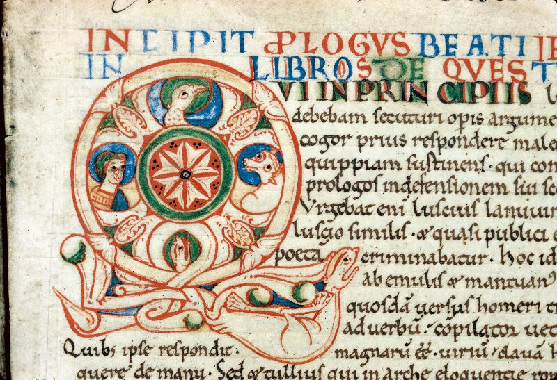 Alençon, Bibl. mun., ms. 0002, f. 001