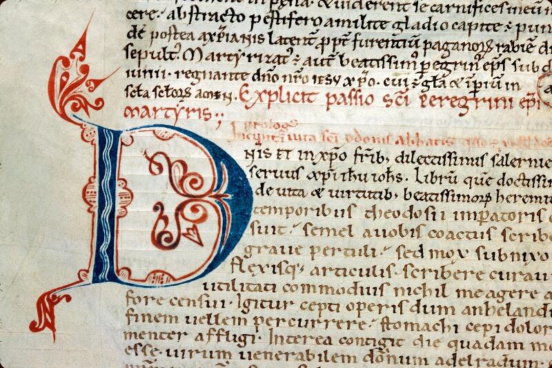 Alençon, Bibl. mun., ms. 0006, f. 156v