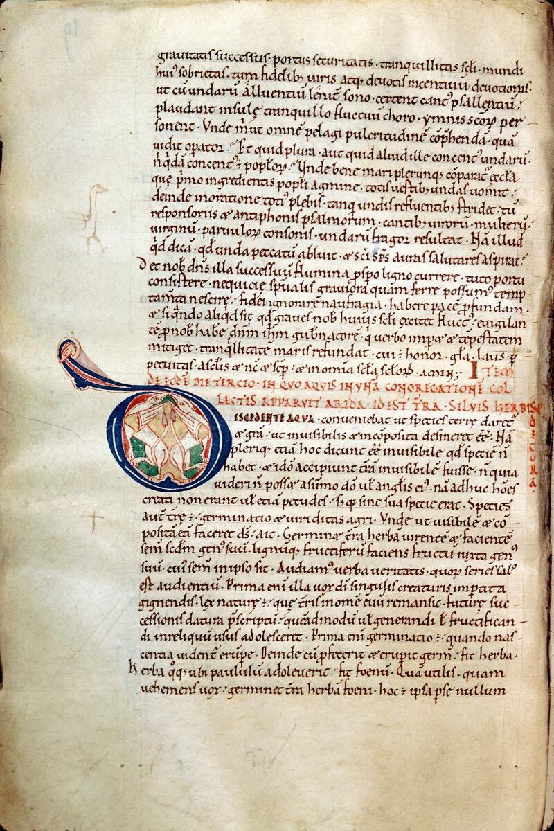 Alençon, Bibl. mun., ms. 0010, f. 019v