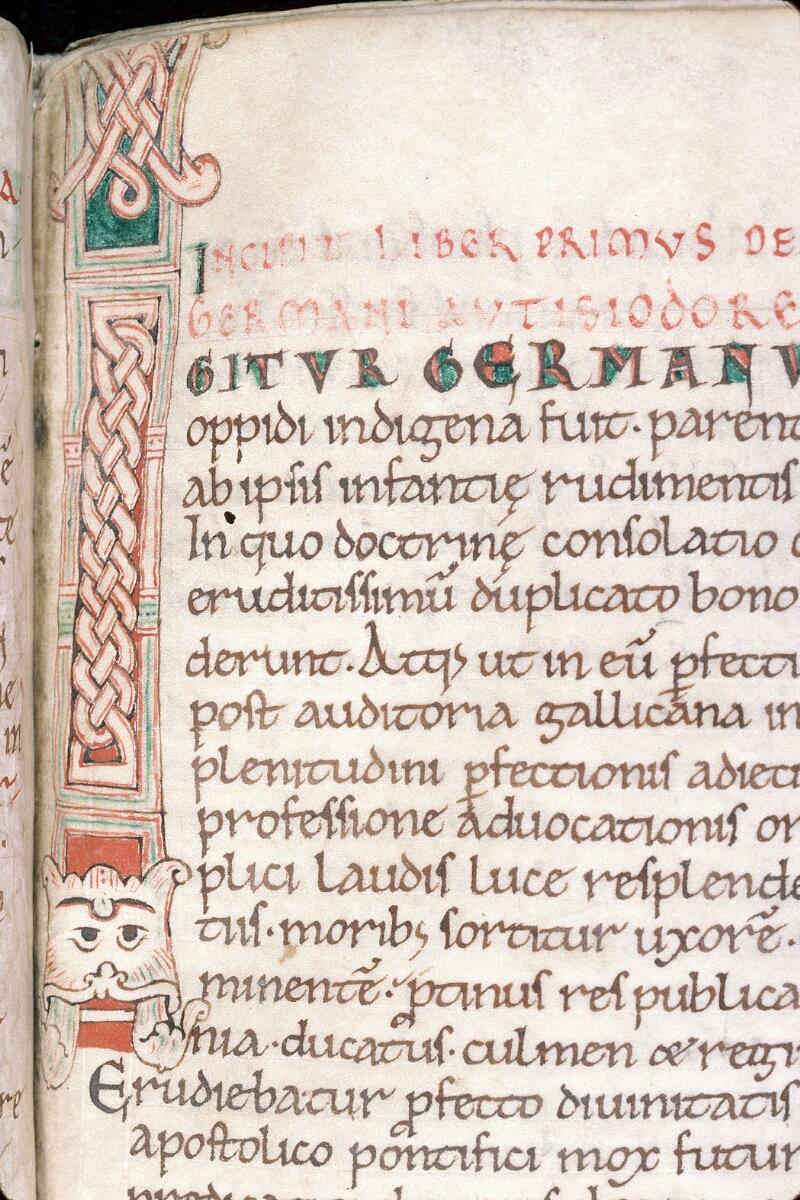 Alençon, Bibl. mun., ms. 0014, f. 116