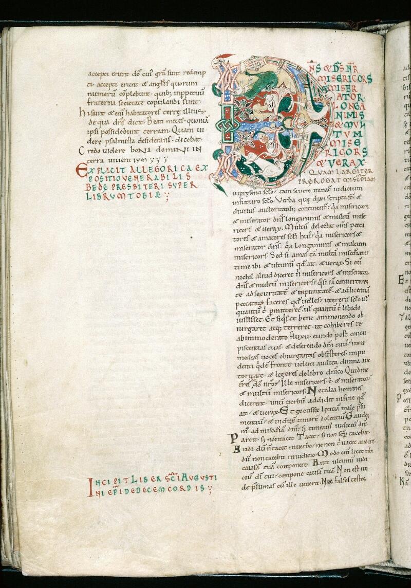 Alençon, Bibl. mun., ms. 0026, f. 082v - vue 1