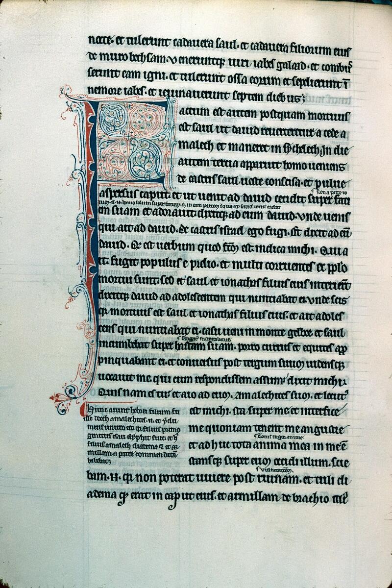 Alençon, Bibl. mun., ms. 0065, f. 128v