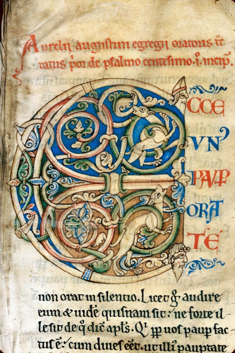 Alençon, Bibl. mun., ms. 0072, f. 001