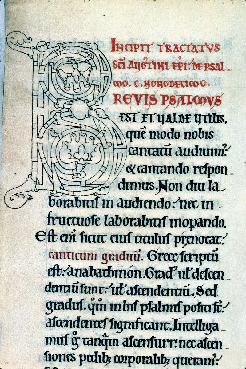 Alençon, Bibl. mun., ms. 0072, f. 108