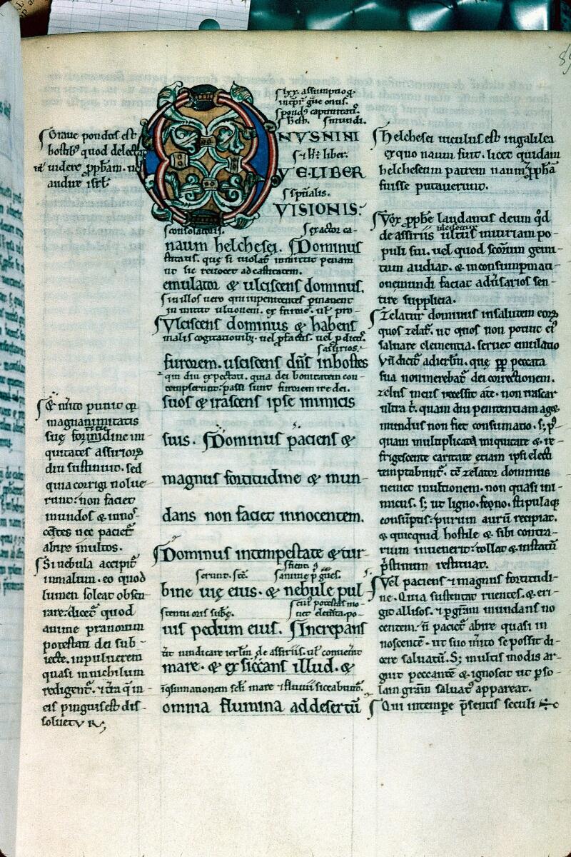 Alençon, Bibl. mun., ms. 0082, f. 089