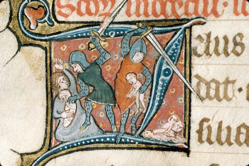Alençon, Bibl. mun., ms. 0128, f. 024 - vue 2