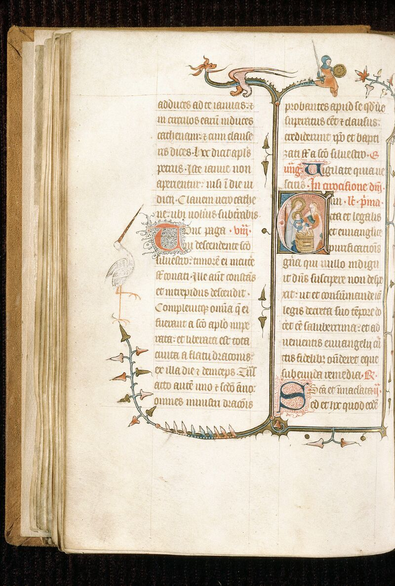 Alençon, Bibl. mun., ms. 0128, f. 044v - vue 1