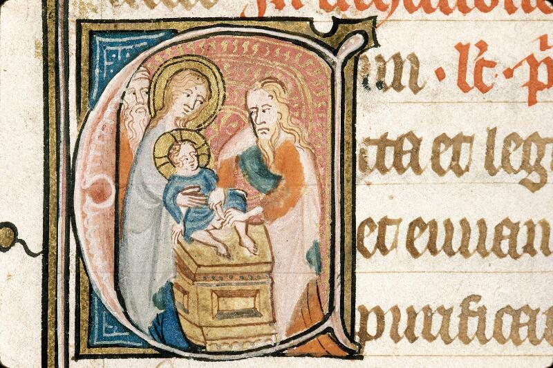Alençon, Bibl. mun., ms. 0128, f. 044v - vue 2
