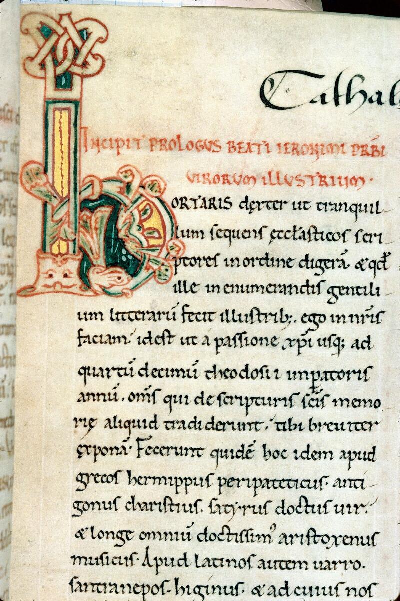 Alençon, Bibl. mun., ms. 0641, f. 010
