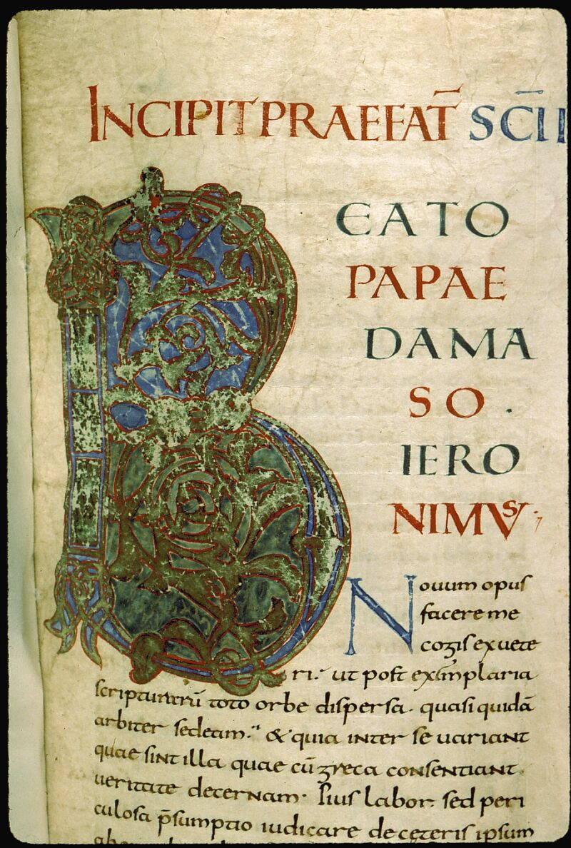 Angers, Bibl. mun., ms. 0004, f. 204 - vue 2