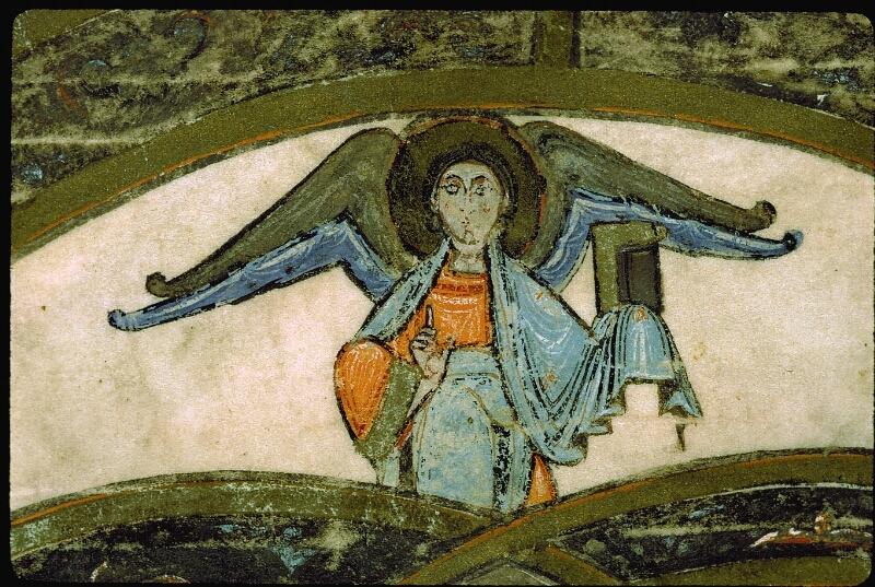 Angers, Bibl. mun., ms. 0004, f. 205 - vue 2