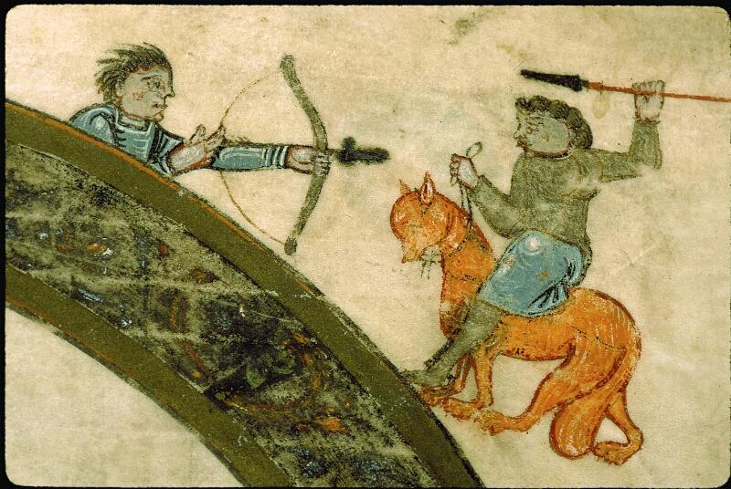 Angers, Bibl. mun., ms. 0004, f. 205 - vue 4