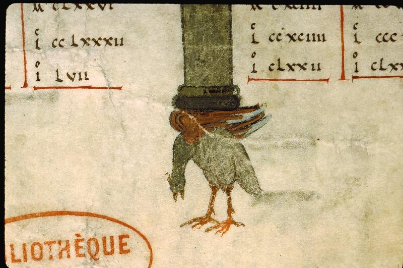 Angers, Bibl. mun., ms. 0004, f. 205 - vue 8