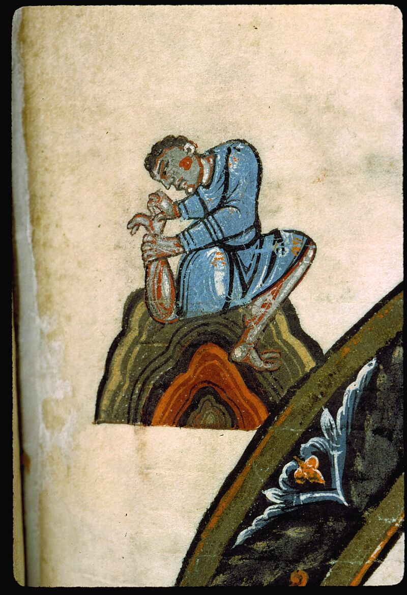 Angers, Bibl. mun., ms. 0004, f. 207 - vue 2
