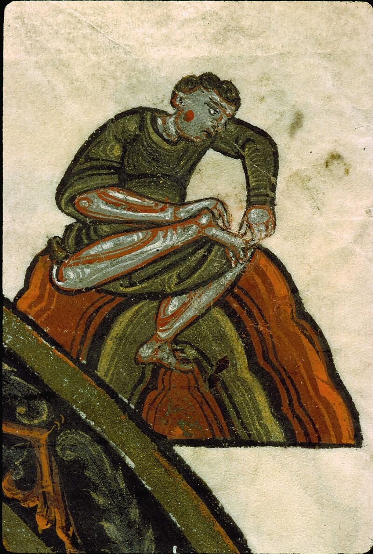 Angers, Bibl. mun., ms. 0004, f. 207 - vue 3