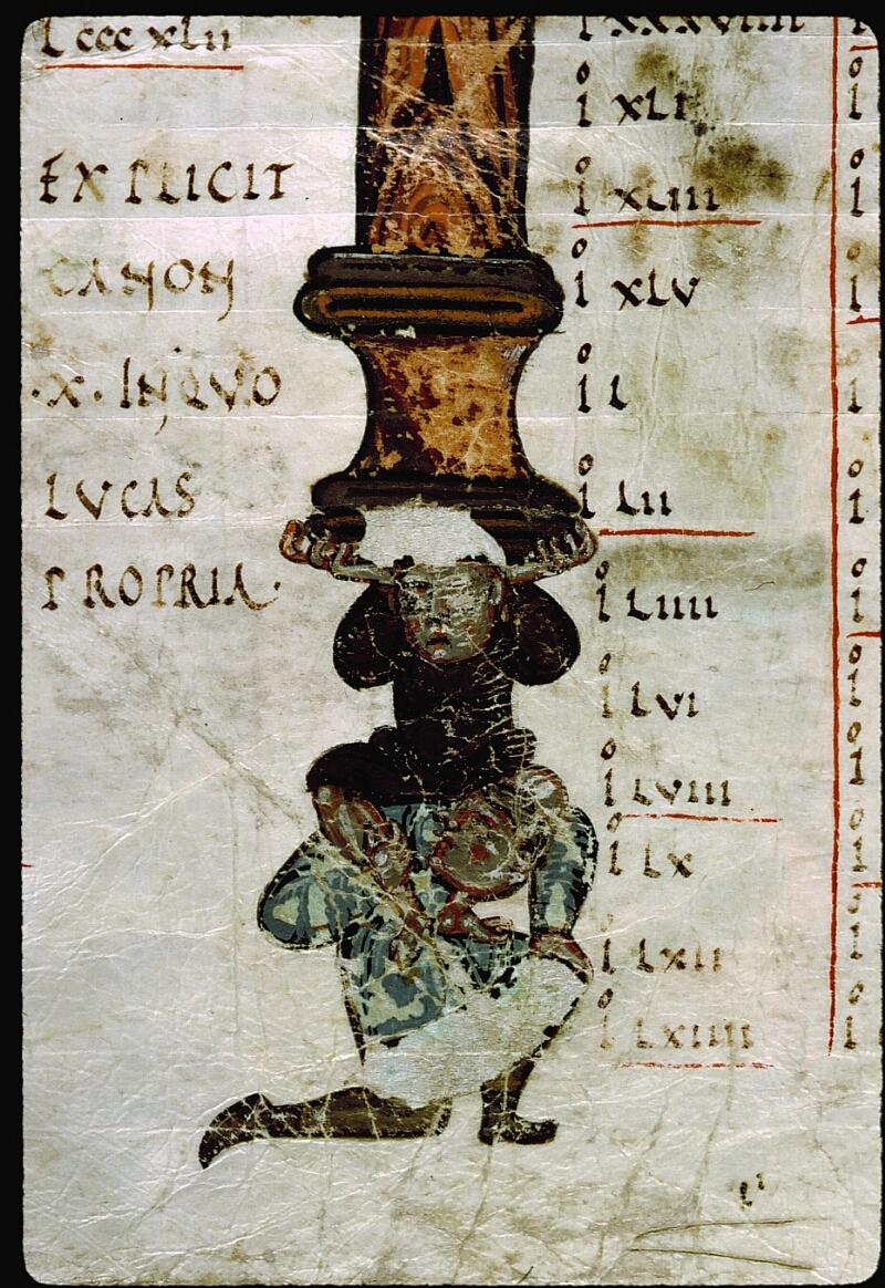 Angers, Bibl. mun., ms. 0004, f. 207v - vue 8