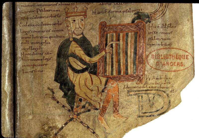 Angers, Bibl. mun., ms. 0018, f. 013 - vue 4