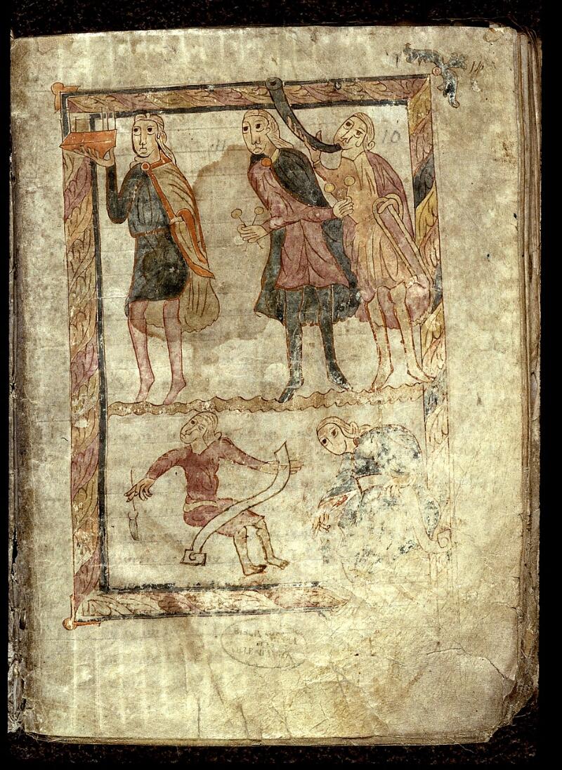 Angers, Bibl. mun., ms. 0018, f. 014 - vue 1