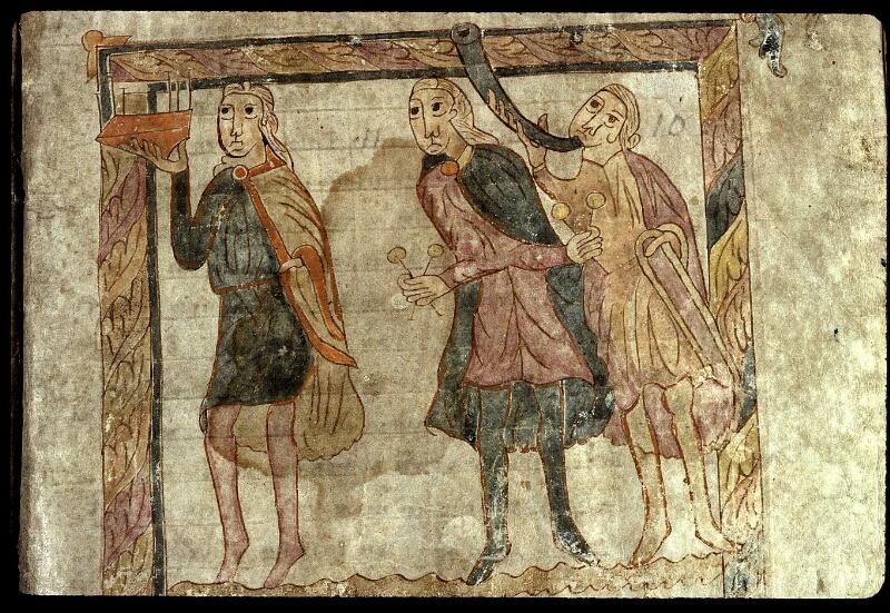 Angers, Bibl. mun., ms. 0018, f. 014 - vue 2