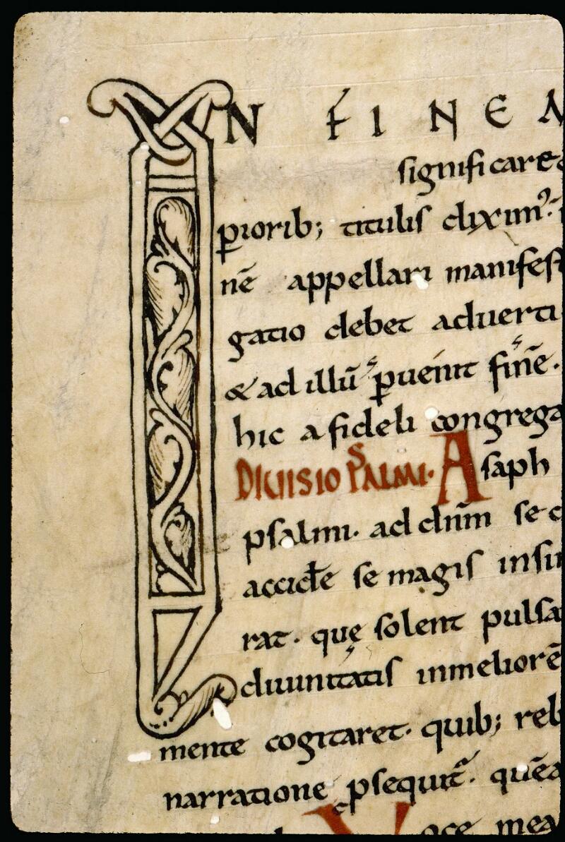 Angers, Bibl. mun., ms. 0044, f. 001v - vue 3