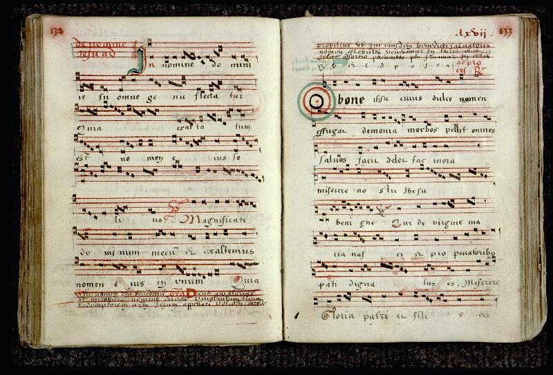 Angers, Bibl. mun., ms. 0081, p. 132-133