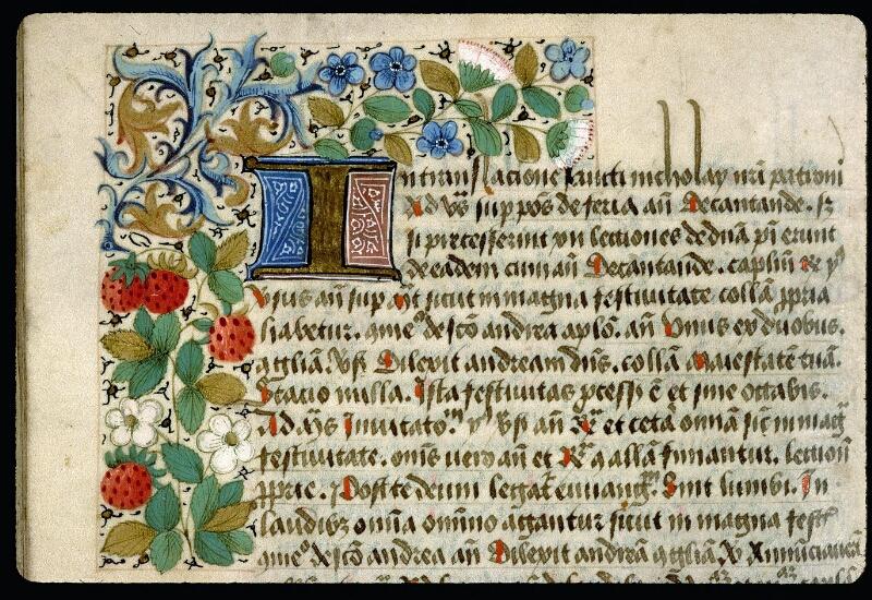 Angers, Bibl. mun., ms. 0089, f. 105v - vue 2