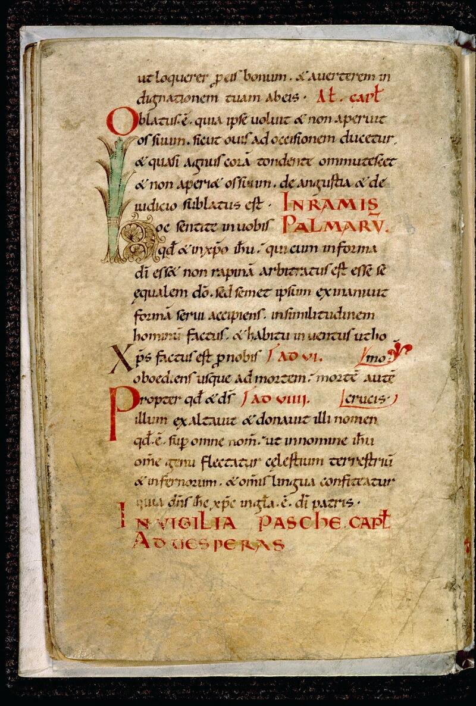 Angers, Bibl. mun., ms. 0103, f. 015v - vue 1