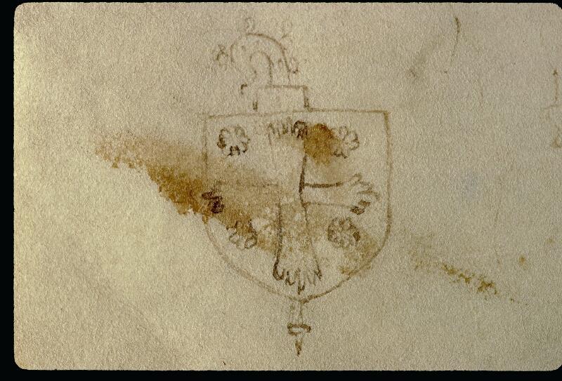 Angers, Bibl. mun., ms. 0121, f. 268v - vue 2